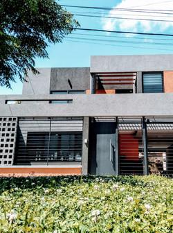 Casa Caseros 1970