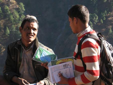SUMMIT - Caminhada pelas trilhas do Himalaia