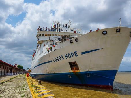 Logos Hope - STEP I (Janeiro)