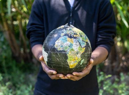 Oportunidades ao redor do mundo