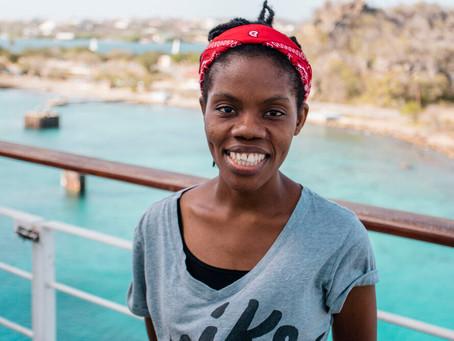 A visão da tripulação: a mão de Deus sobre sua filha do Haiti