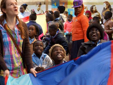 CUBE - Assistência aos refugiados e treinamento para ministérios