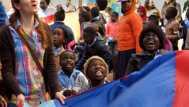Restaurando a esperança as crianças refugiadas - 2022