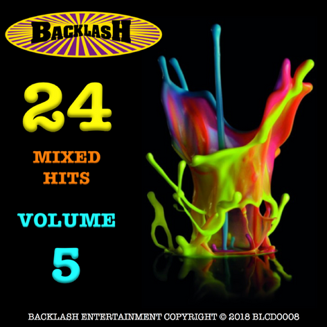 24 Mixed Hits Volume 5