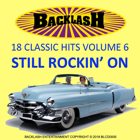 18 Classic Hits Volume 6 Still Rockin' On