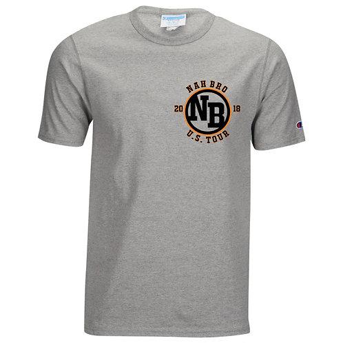 Nah Bro U.S Tour Shirt Champion