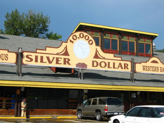 MT365: Day 28 - 10,000 Silver Dollar Bar