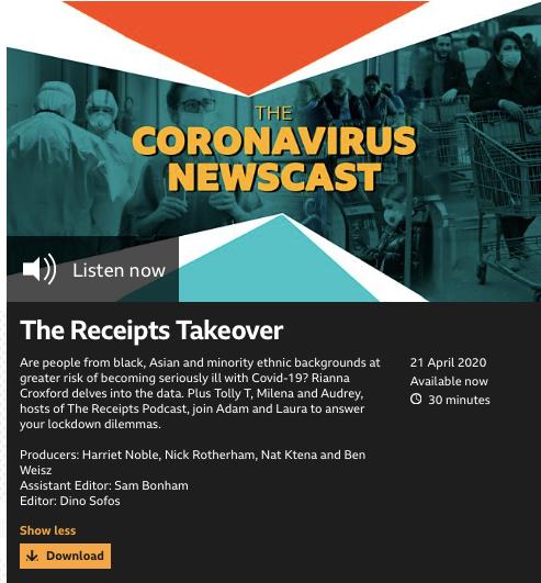 Podcast: The Coronavirus Newscast
