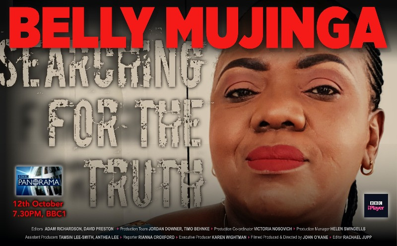 Panorama: Belly Mujinga - Searching for the Truth