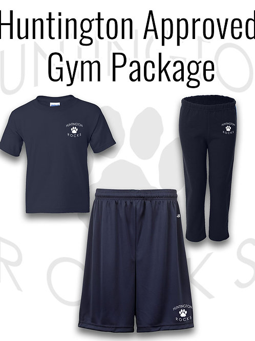 Huntington Approved Gym Package