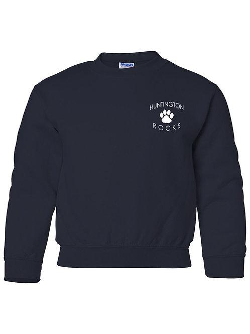 Huntington Youth Crewneck Sweatshirt