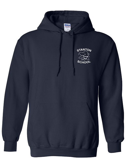 Stanton Adult Hooded Sweatshirt - 7A