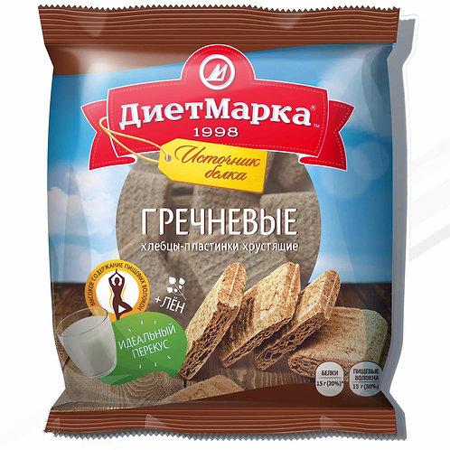 Мини-хлебцы ГРЕЧКА+ЛЁН