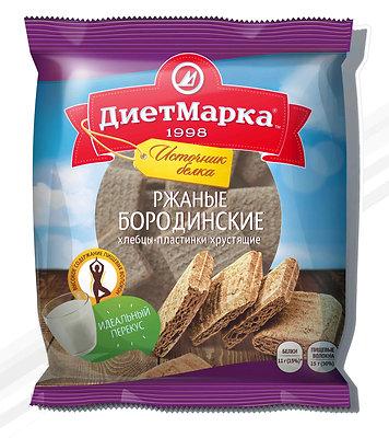 Мини-хлебцы ржаные Бородинские