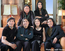 AMERICAN INDIAN family