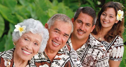 smith HAWAIIAN family_luau