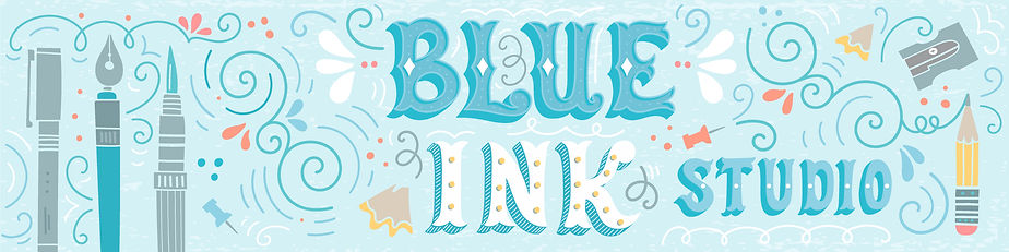 Blue Ink Studio banner