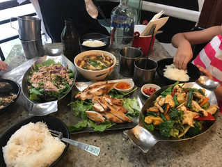 EATING OUT IN MELBOURNE WITH A YOUNG FAMILY, HOW DID IT GO ?