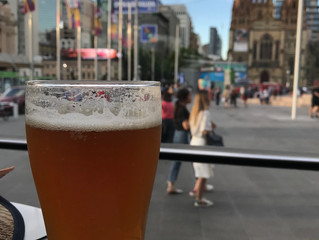 A FIRST TASTE OF THE AUSTRALIAN CITY CRAFT BEER SCENE - MELBOURNE