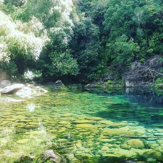 Natural Underground Springs