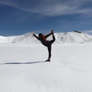 Ice Yoga