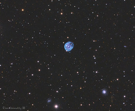 Skull Nebula, also known as NGC246 or Caldwell 56