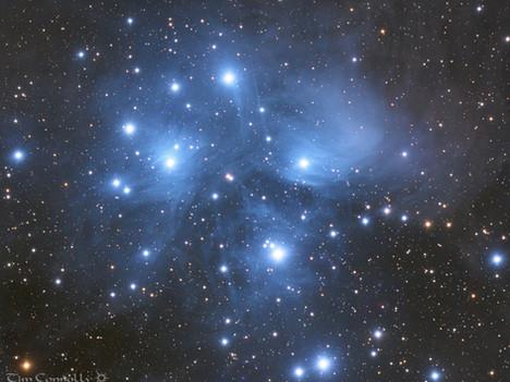 Pleiades - M45