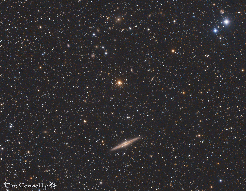 NGC891 with ASI2600mc-pro