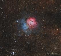 Trifid Nebula (Messier 20/NGC 6514)