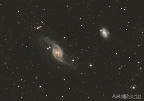 NGC3718 and NGC3729
