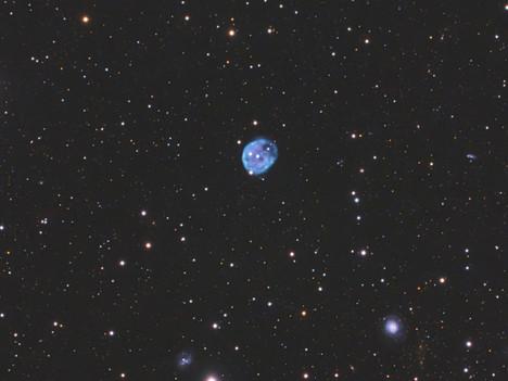 The Skull Nebula