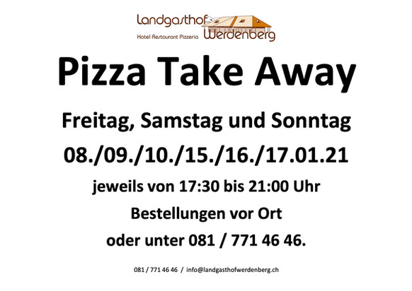 Pizza Take Away