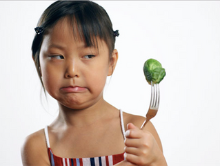 What To Do With Fussy Eaters