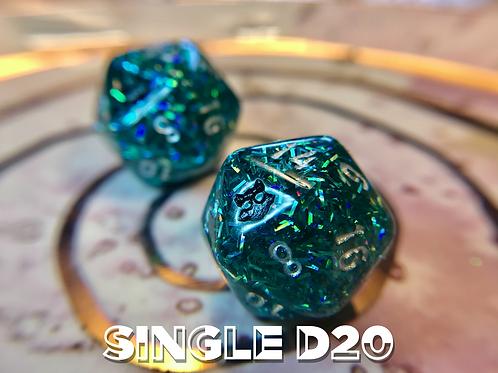 Sprinkles confetti -Single d20