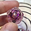 Thumbnail: Glitter Shaker d20 - Pink and Purple shards Single d20