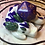 Thumbnail: Sleepy Dice Dragon- white/purple/green