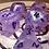 Thumbnail: Lavender Shimmer- 7pc dice set