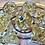 Thumbnail: Gold Foil- 7pc dice set