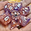 Thumbnail: Ethereal Copper- 7pc dice set