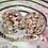 Thumbnail: Glitter Shaker d6 - set of 2 (rainbow)
