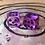Thumbnail: Light Purple swirl- Set of (2) 12mm d6