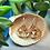 Thumbnail: Amanita Mushroom d20- Handmade Dice Earrings
