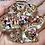 Thumbnail: Polka Party- 7pc dice set