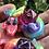 Thumbnail: Rainbow Sleepy Dice Dragon