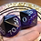 Thumbnail: Punky Purple d% pair- 2 JUMBO d10s