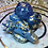 Thumbnail: Blue/Light Blue/Gold- Sleepy Dice Dragon