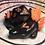 Thumbnail: Sleepy Dice Dragon black/orange
