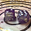 Thumbnail: Icy purple- Set of (2) 12mm d6