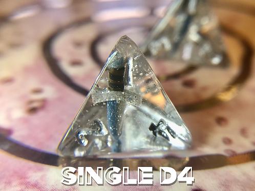 Dagger- Single d4