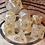 Thumbnail: Pearl and Gold- Mini 7pc Dice Set